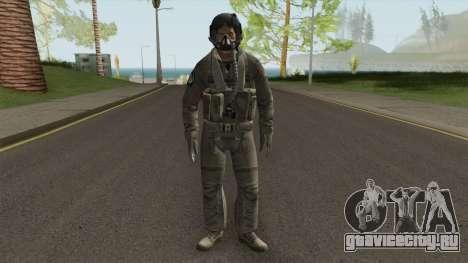 F22 Pilot для GTA San Andreas