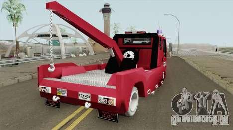 Chevrolet NPR GRUA для GTA San Andreas