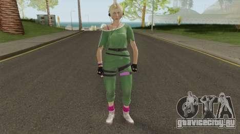 IQ Reunification From Rainbow Six Siege для GTA San Andreas