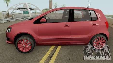 Volkswagen Fox 4P 1.0 2014 для GTA San Andreas