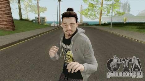 Post Malone для GTA San Andreas