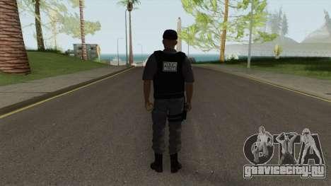 Skin PMERJ 3 для GTA San Andreas