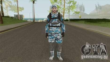 GTA Online Random Skin 16 для GTA San Andreas