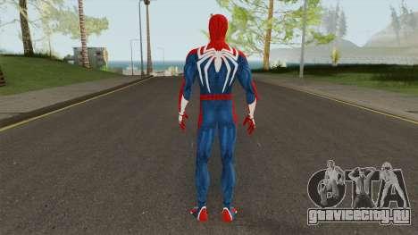 Marvel Spider-Man Advanced Suit для GTA San Andreas