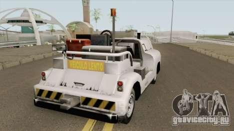 Baggage Veiculo de bagagem TCGTABR для GTA San Andreas