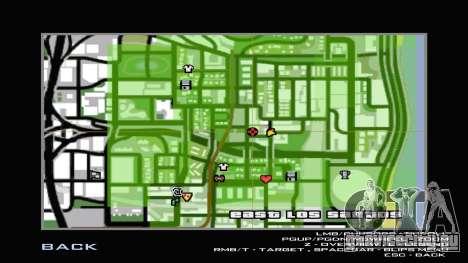 Crash Twinsanity Wall для GTA San Andreas
