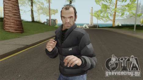 Trevor Phillips Cleaned для GTA San Andreas