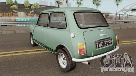 Mini 1275 GT для GTA San Andreas