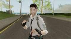 PUBG Skin 1 для GTA San Andreas