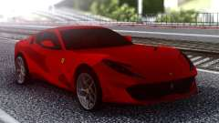 Ferrari 812 Superfast для GTA San Andreas