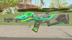 AN94 Bio Blaster для GTA San Andreas