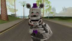 FNaF Fred Bear Grey v7 для GTA San Andreas
