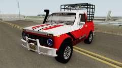 Lada Niva Pick Up