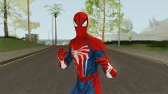 Marvel Spider-Man Advanced Suit для GTA San Andreas