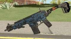 Black Ops 3 : Peacekeeper MK.II (Repacked) для GTA San Andreas