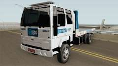 Ford Cargo Reboque Prefeitura Rio de Janeiro для GTA San Andreas