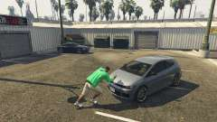 Vehicle Collision System & Vehicle Push 1.9 для GTA 5