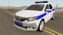 Renault Logan Turk Polis Arabası