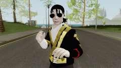 Michael Jackson для GTA San Andreas