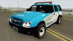Chevrolet Blazer 2010 PMERJ для GTA San Andreas