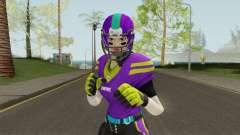 Fortnite NFL Female Skin (Sarah) для GTA San Andreas