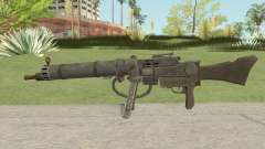 COD: Black Ops 2 Zombies: MG15 для GTA San Andreas
