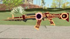 AN94 Harvester Bugged Wrong Gun для GTA San Andreas