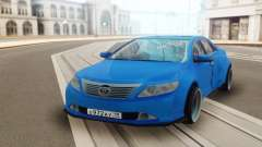 Toyota Camry V50 Coupe для GTA San Andreas