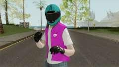 Biker Hotline Miami для GTA San Andreas