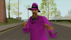 Proxeneta Pimp GTA III для GTA San Andreas