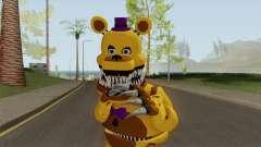 FNaF Fred Bear v7 для GTA San Andreas
