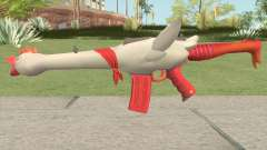 Rules of Survival Rubber Chicken Gun для GTA San Andreas