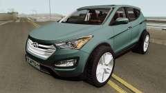 Hyundai Santa Fe 2015 High Quality для GTA San Andreas