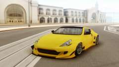Nissan 370z Pandem для GTA San Andreas