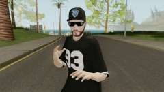 Caddy from B.U.G. Mafia для GTA San Andreas