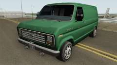 Ford E-150 Normal Improved Version для GTA San Andreas