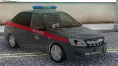Lada Granta Guard для GTA San Andreas