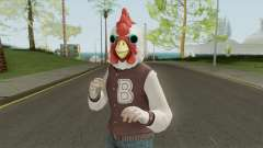 Richard Hotline Miami для GTA San Andreas