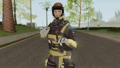 Finka From Rainbow Six Siege для GTA San Andreas