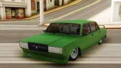 ВАЗ 2107 Спойлер для GTA San Andreas