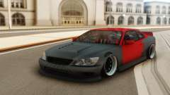Nissan Silvia S15 Facelift Toyota Altezza для GTA San Andreas