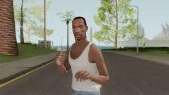 CJ from GTA V для GTA San Andreas