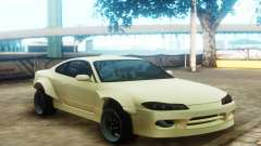Nissan Silvia S15 Custom Fenders для GTA San Andreas
