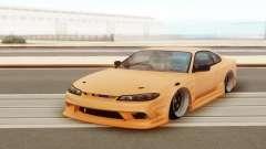 Nissan Silvia S15 Vertex Edge для GTA San Andreas