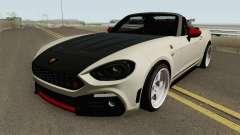 Fiat 124 Spider Abarth V2