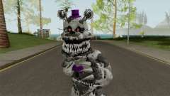 Fred Bear Gray V7 для GTA San Andreas
