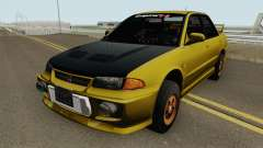 Mitsubishi Lancer Evolution III GSR 1996 для GTA San Andreas