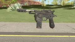 Call of Duty Black Ops 2 Zombies: Mauser C96 для GTA San Andreas