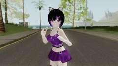 Kaat Cat Girl для GTA San Andreas