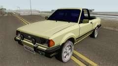 Ford Escort XR3 1986 Cabriolet для GTA San Andreas